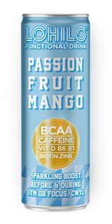 Lohilo BCAA drink passion fruit/mango 330 ml (sycený)