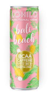 Lohilo BCAA drink ananas/pitaya 330 ml (sycený)