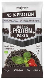 Max Sport Organic Protein Pasta black beans spaghetti 200 g