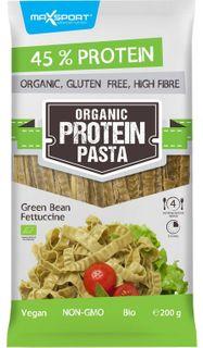 Max Sport Organic Protein Pasta green soybean fettuccine 200 g