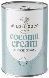 Wild & Coco Coconut Cream 250 g
