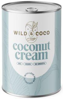 Wild & Coco Coconut Cream