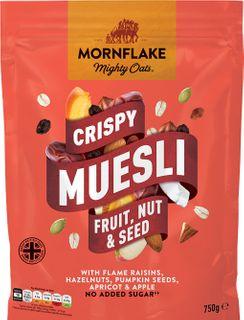 Mornflake Crispy Muesli