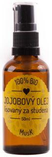 Musk Jojobový olej 50 ml