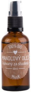 Musk Mandlový olej 50 ml