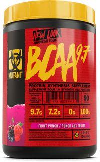 Mutant BCAA 9.7 ovocný punč 348 g