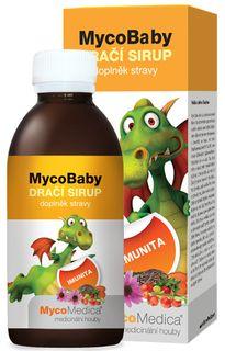 MycoMedica Myco Baby Dračí sirup 200 ml