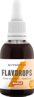 Myprotein FlavDrops javorový sirup 50 ml