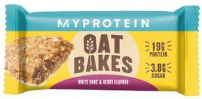 Myprotein Oat Bakes bílá čokoláda/lesní plody 75 g