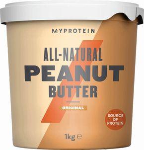 Myprotein Peanut Butter jemné arašídy 1000 g