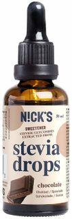 N!CK'S Stevia Drops čokoláda 50 ml