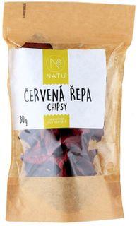 Natu Červená řepa chipsy