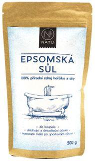 Natu Epsomská sůl