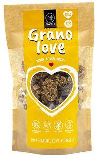 Natu Granolove Granola RAW BIO banán 230 g