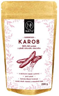 Natu Karob BIO