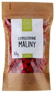 Natu Lyofilizované maliny