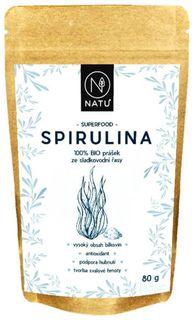 Natu Spirulina prášek BIO