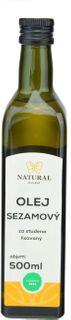Natural Jihlava Olej sezamový 500 ml