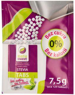 Natusweet Stevia Tabs 125 tablet