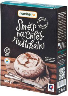 Nominal Směs na chléb rustikální