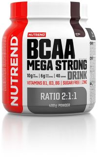 Nutrend BCAA Mega Strong Drink