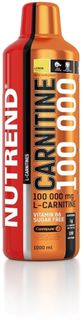 Nutrend Carnitine 100000 pomeranč 1000 ml