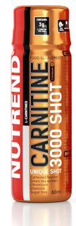 Nutrend Carnitine 3000 Shot pomeranč 60 ml