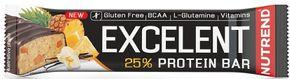 Nutrend Excelent Protein Bar vanilka/ananas 85 g