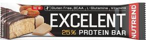 Nutrend Excelent Protein Bar marcipán/mandle 85 g