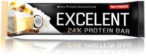 Nutrend Excelent Protein Bar ananas/kokos 85 g