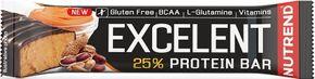 Nutrend Excelent Protein Bar arašídové máslo 85 g