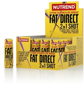 Nutrend Fat Direct 2 in 1 Shot 60 ml