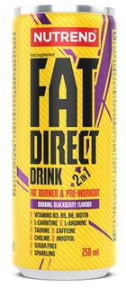 Nutrend Fat Direct Drink