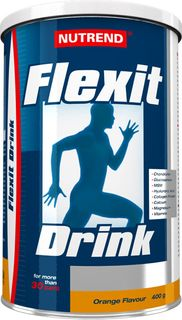 Nutrend Flexit Drink citron 600 g