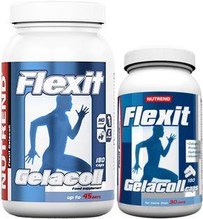 Nutrend Flexit Gelacoll caps 360 kapslí