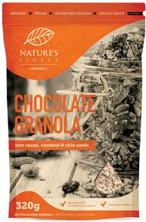 Nutrisslim Nature's Finest Chocolate Granola