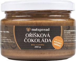 Nutspread Oříšková čokoláda