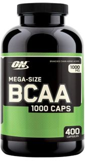 Optimum Nutrition BCAA 1000 400 kapslí