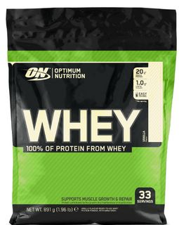 Optimum Nutrition Whey Protein jahoda 891 g