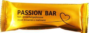 Passion Bar Vegan Protein Bar brownies s malinami feat @marketgajdosova 55 g