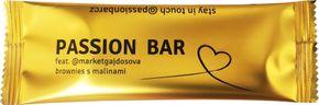 Passion Bar Protein Bar brownies s malinami feat @marketgajdosova 55 g
