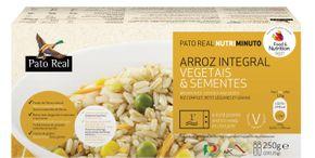 Pato Real Mix hnědá rýže, zelenina, semínka