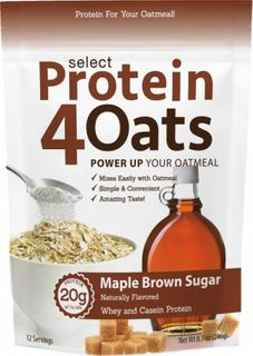 PEScience Protein 4Oats maple brown sugar 246 g