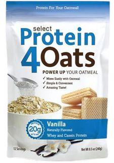 PEScience Protein 4Oats vanilka 240 g