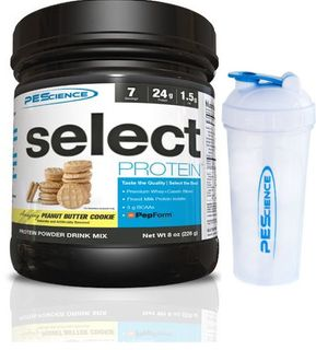PEScience Select Protein US chocolate cupcake 1840 g