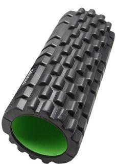 Power System fitness roller černá/zelená