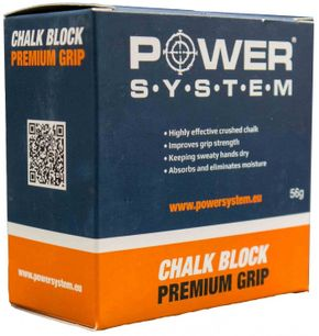 Power System Gym Chalk Block