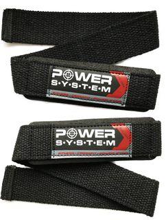 Power System posilovací trhačky POWER STRAPS