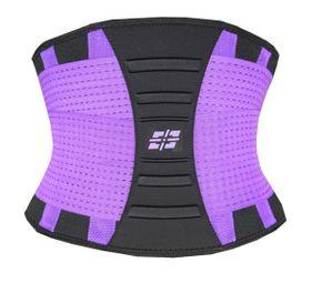 Power System waist shaper L/XL fialová