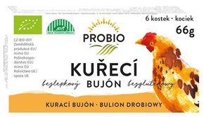 Probio Bujón kostky kuřecí 6 kostek